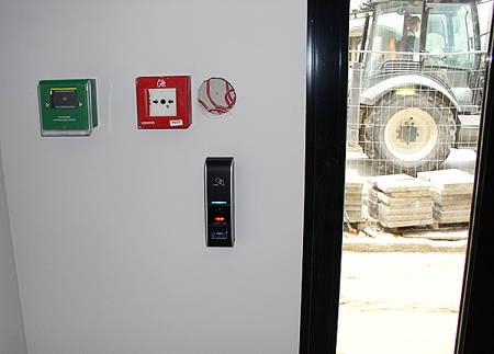 Kontrola Dostępu KD Gdańsk Hilton hotel