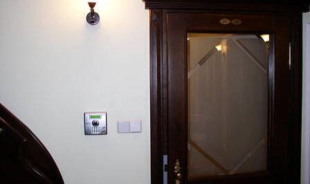 Kontrola Dostępu KD Gdańsk DORACO