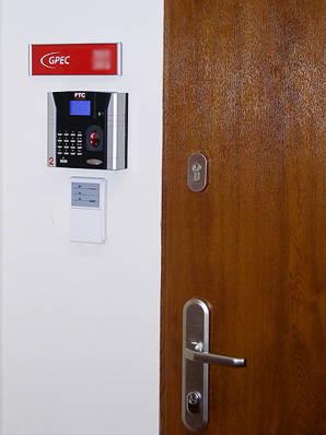 Kontrola Dostępu KD Gdańsk GPEC