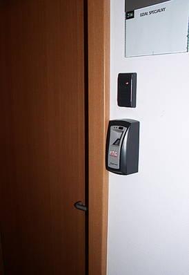 Kontrola Dostępu KD Gdynia Prokom Software