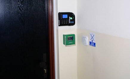 Kontrola Dostępu KD Kokoszkowy REFLEX