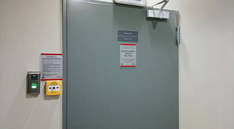 Kontrola Dostępu KD Poznań Bridgestone