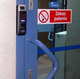 Kontrola Dostępu KD Toruńskie Wodociągi