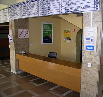Rejestracja Czasu Pracy RCP Dąbrowa Górnicza Szpital Specjalistyczny