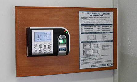 Rejestracja Czasu Pracy RCP Gdańsk Unimor Radiocom