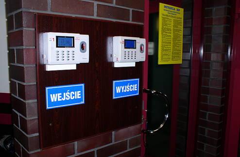 Rejestracja Czasu Pracy RCP Katowice KOPEX