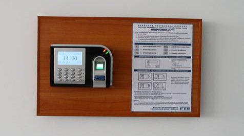 Rejestracja Czasu Pracy RCP Polkowickie Centrum Usług Zdrowotnych