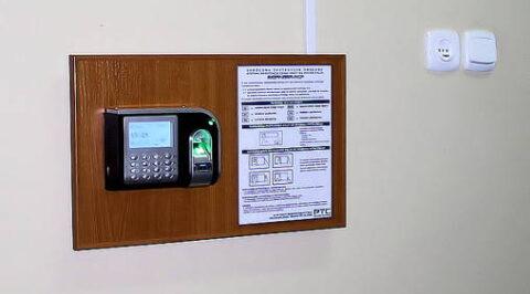 Rejestracja Czasu Pracy RCP Wągrowiec Starostwo Powiatowe w Wągrowcu
