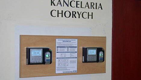 Rejestracja Czasu Pracy RCP Warszawa IGiChP