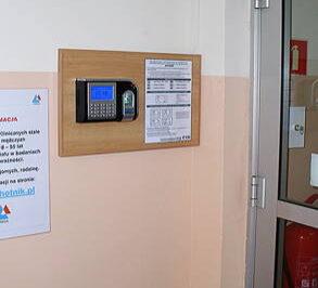 Rejestracja Czasu Pracy RCP Warszawa LAMBDA
