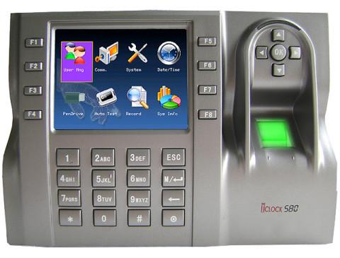 BIOFINGER.iClock580