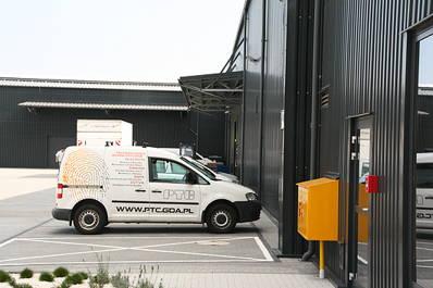Teletechnika Gdańsk AutoStarter Hala
