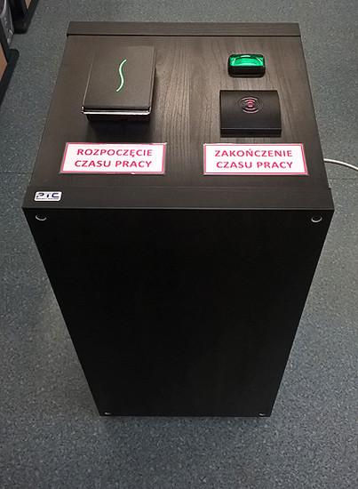 Mobilny system RCP Zestaw wewnętrzny