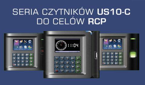 Czytniki RCP z serii US10C