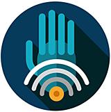 Biometria.Geometria palca
