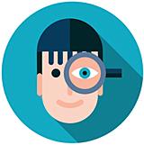 Biometria.Skanowanie siatkówki oka