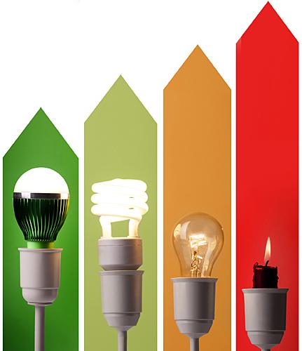 Oświetlenie LED. Porównanie żarówek