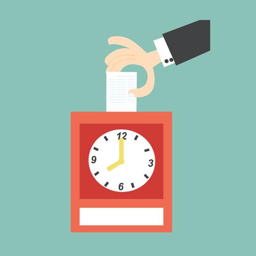 Rejestracja czasu pracy. Stare i nowe metody