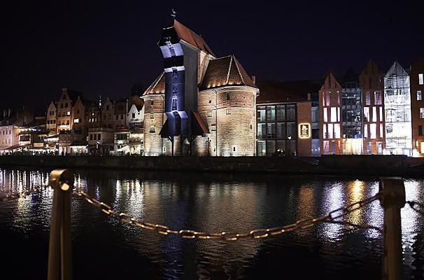Oświetlenie LED w Polsce/Gdańsk