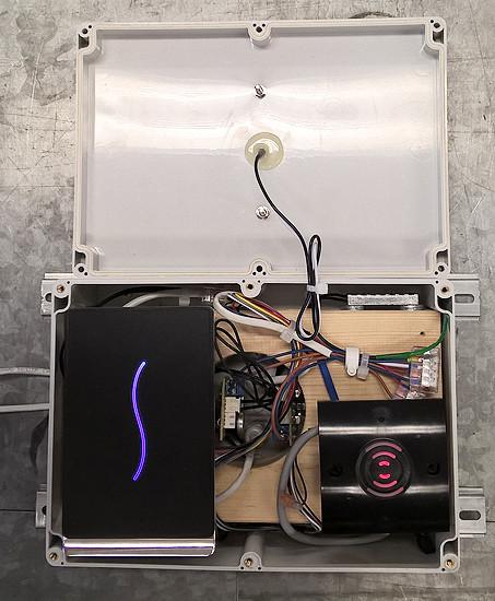 Mobilny system RCP Zestaw zewnętrzny