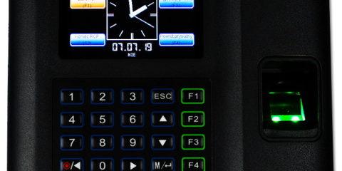 Biometryczny rejestrator czasu pracy RCP na odcisk palca BIOFINGER.US15C-ID