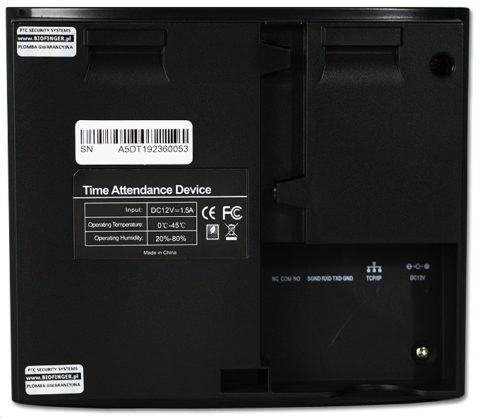 Rejestrator czasu pracy RCP na karty zbliżeniowe RFID.US15C-RF
