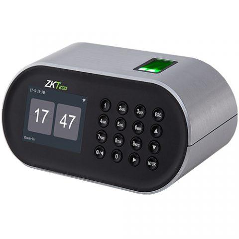 Biometryczny zegar czasu pracy